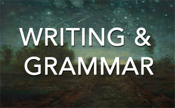 Writing & Grammar Cover